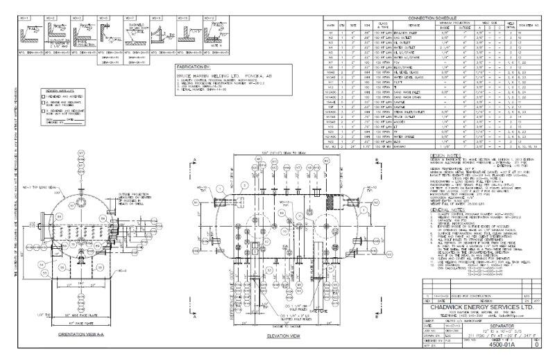 3d drafting services  design  assembly   u0026 oilfield support