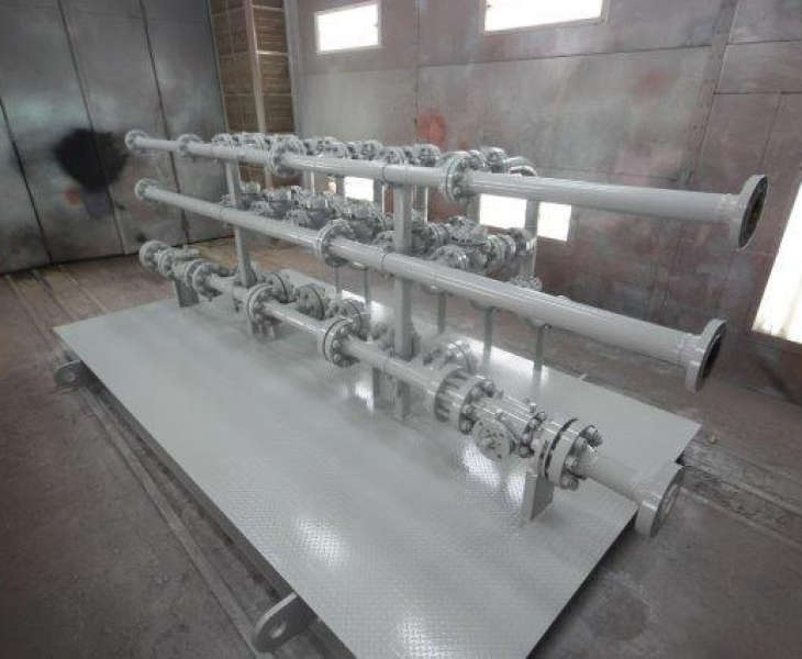 Inlet Well Header Packages