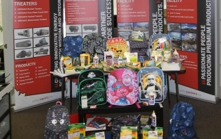 NRG Donates Backpacks & Supplies to Stephen's Backpacks Society