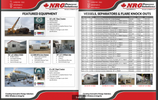 NRG Launches New Inventory List