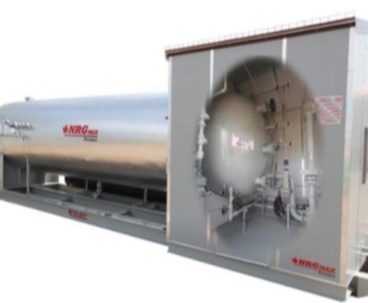 NRGMAX 8' x 30' 75psi BUCKET TREATER CES-445