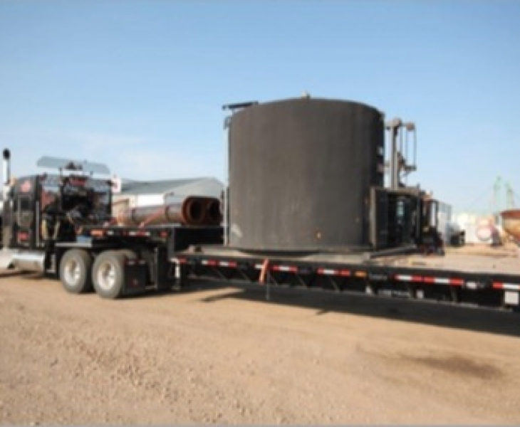 100 BBL DOUBLE WALL SOUR TANK CES-413-A